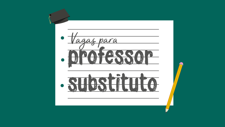 Ifes contrata Professor Substituto