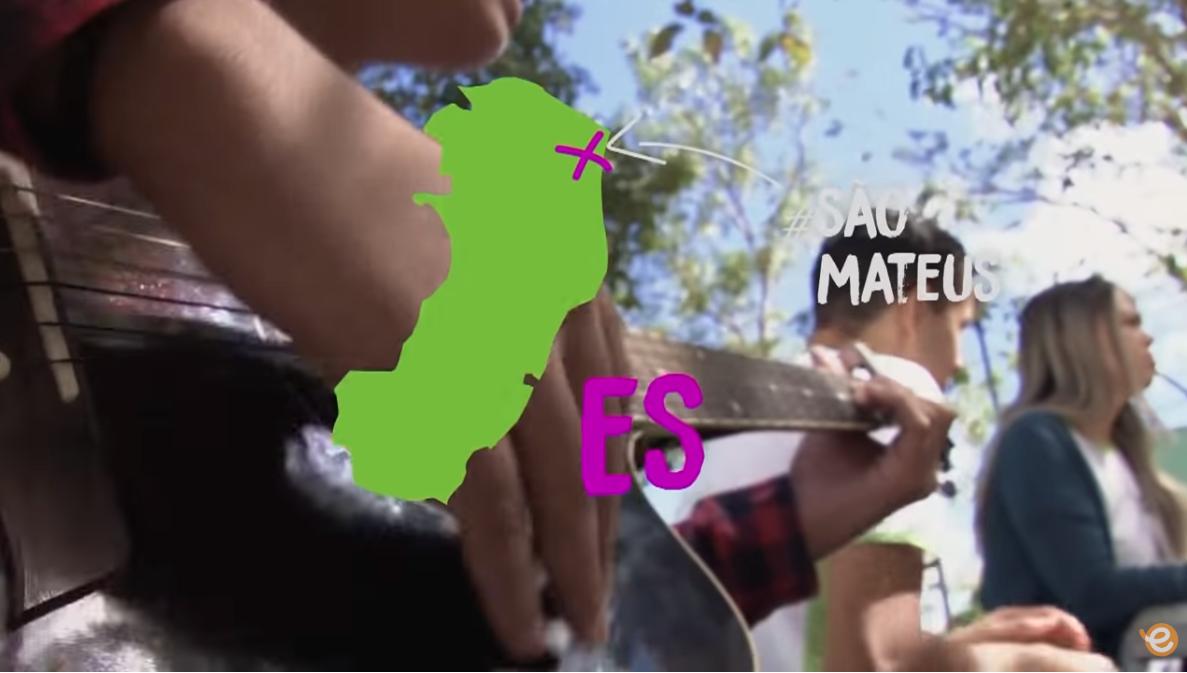 Campus São Mateus participa do décimo episódio da série Tecno Pop
